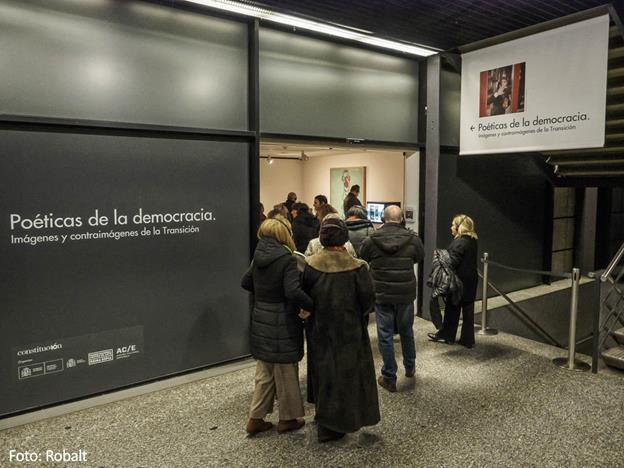 Poéticas de la democracia Imágenes y contraimágenes de la Transición