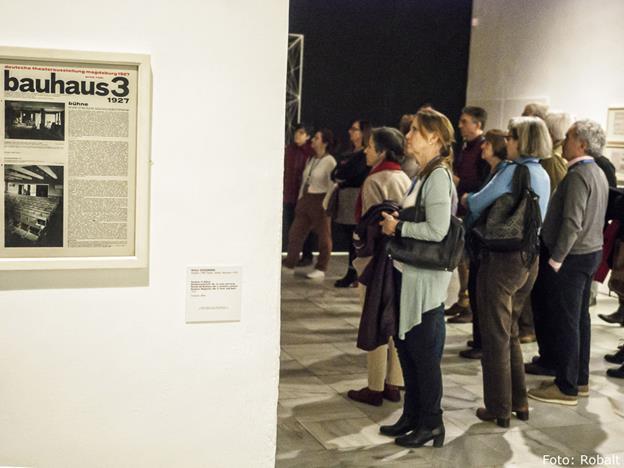 De la Bauhaus a Mapa Teatro