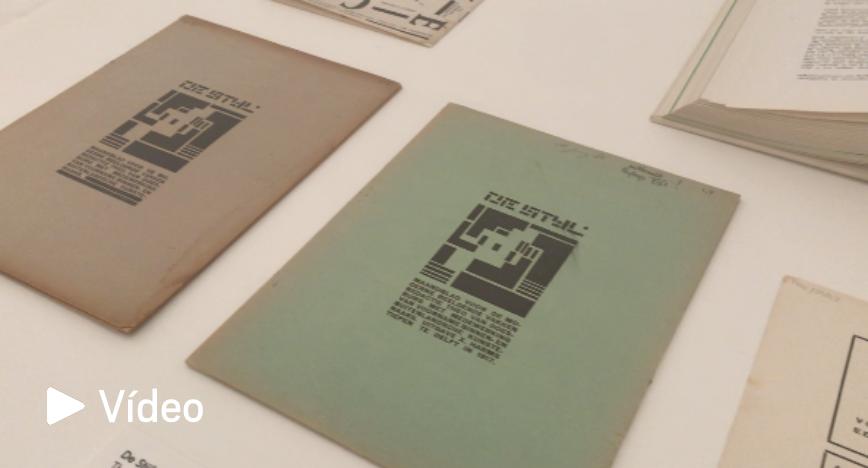 Un recorrido por la exposición Mondrian y De Stijl con su coordinadora Beatriz Jornada