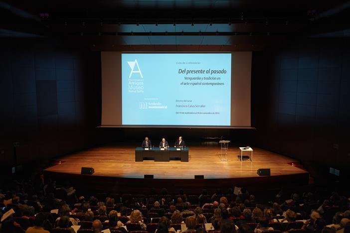 Del presente al pasado Vanguardia y tradición en el arte español contemporáneo