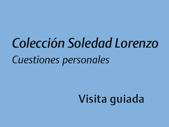 Colección Soledad Lorenzo Cuestiones personales