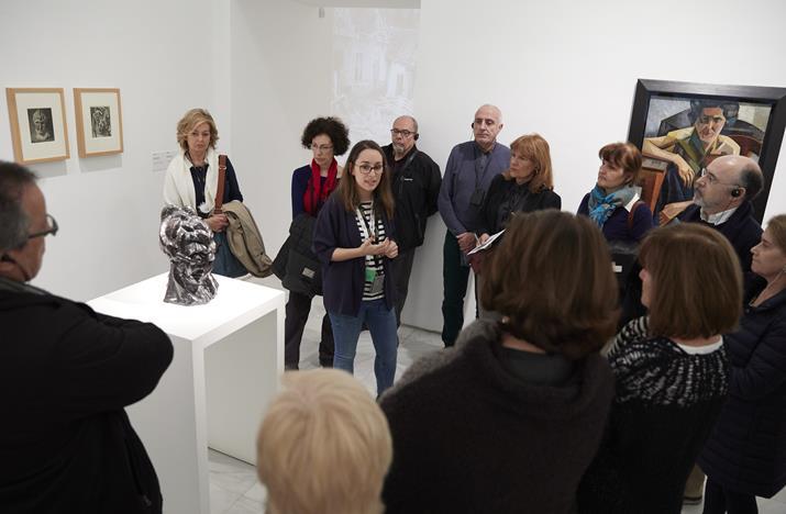 Colección Telefónica Cubismo(s) y experiencias de la modernidad