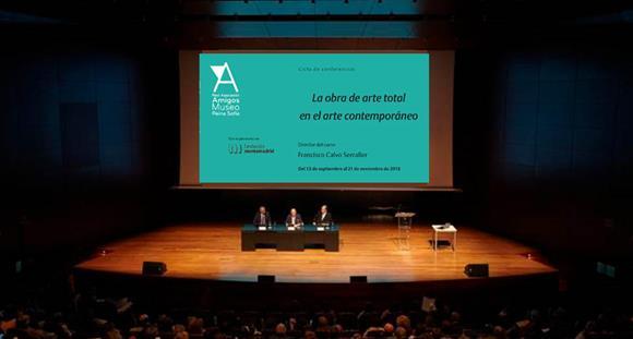 La obra de arte total en el arte contemporáneo