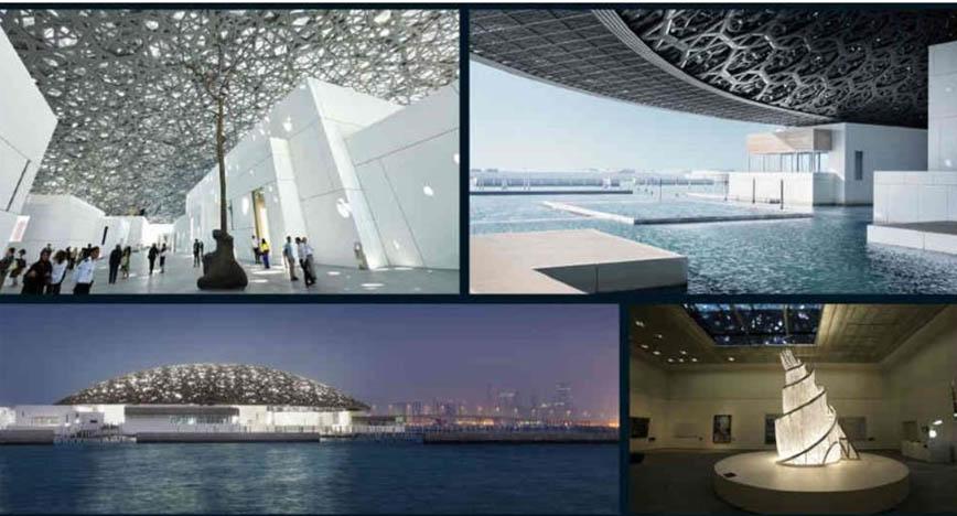 Dubai y Abu Dhabi Art Dubai 2019 y Louvre Abu Dhabi