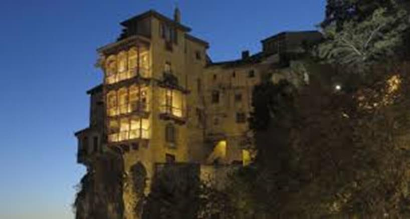 Cuenca Bill Viola. Museo de Arte Abstracto Español y Fundación G. Torner