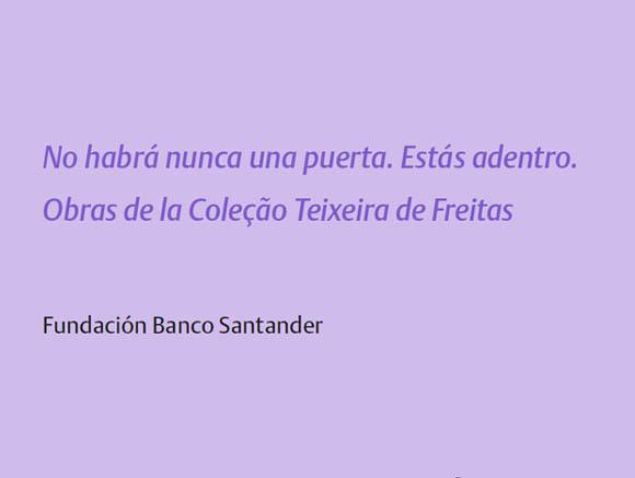 Fundación Banco Santander  Lunes 11, miércoles 13 y sábado 16 de marzo de 2019