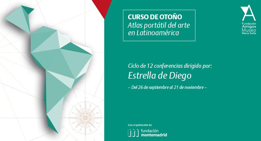 Atlas portátil del arte en Latinoamérica