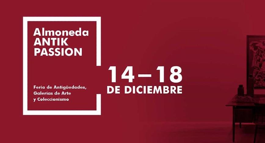 Los Amigos del Museo Reina Sofía están invitados a la feria Almoneda ANTIK PASSION
