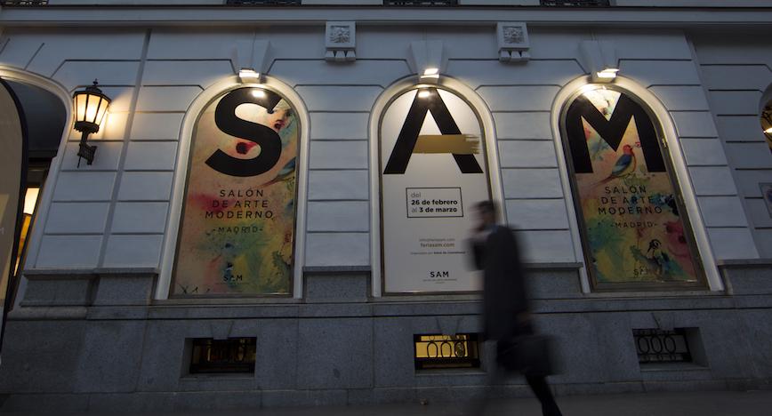 Vuelve el SAM, Salón de Arte Moderno 2020