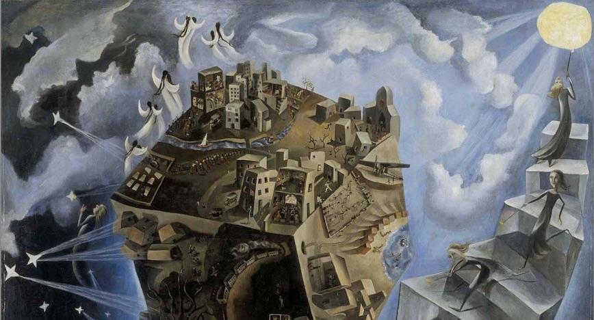 <b>Arte para entender tiempos de crisis, por Estrella de Diego: repensar el mundo con humildad y empatía</b>