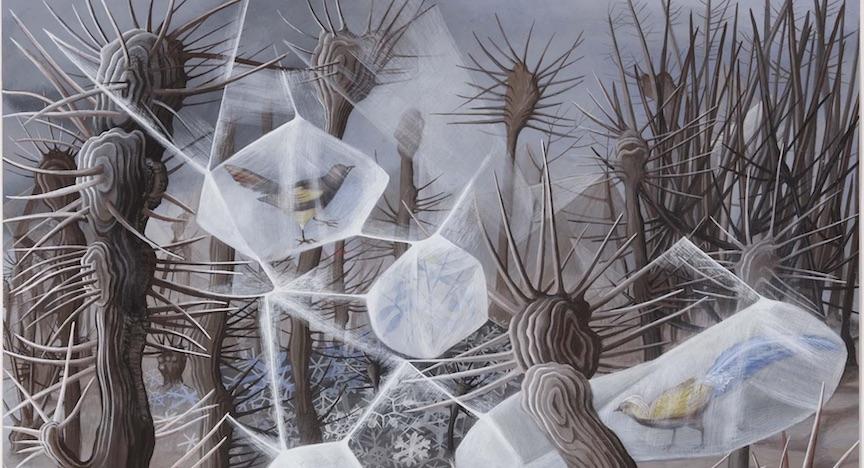 <b>Arte para entender tiempos de crisis por María Nagore Ferrer: metáforas con magia y naturaleza, música y movimiento</b>