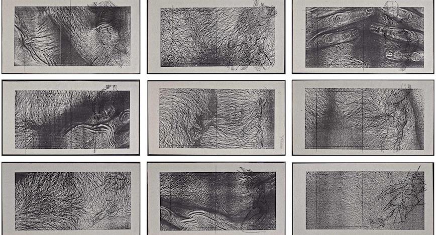 Arte para entender tiempos de crisis por Yuji Kawasima: cuerpo, distancia y deseo