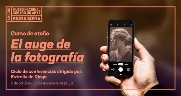 El auge de la fotografía (curso online)