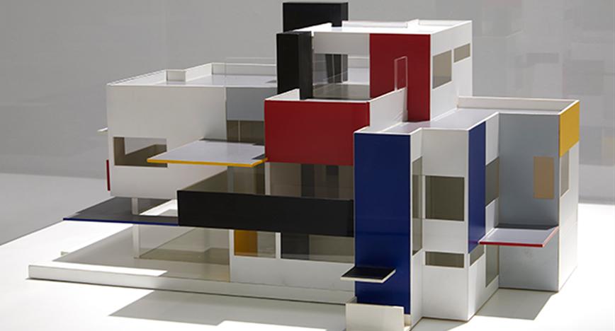 Mondrian y De Stiljl