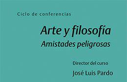 Arte y Filosofía. Ciclo de conferencias