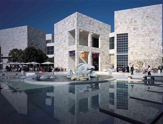 Los Ángeles: colecciones de arte y arquitectura de California
