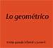 Lo geométrico