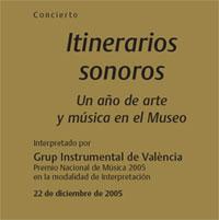 Concierto de Navidad / 2005