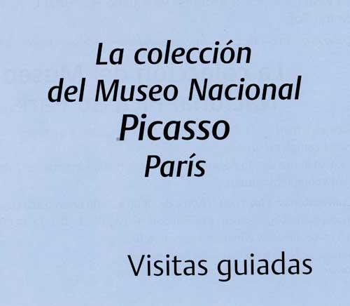 La colección del Museo Nacional Picasso París (II)
