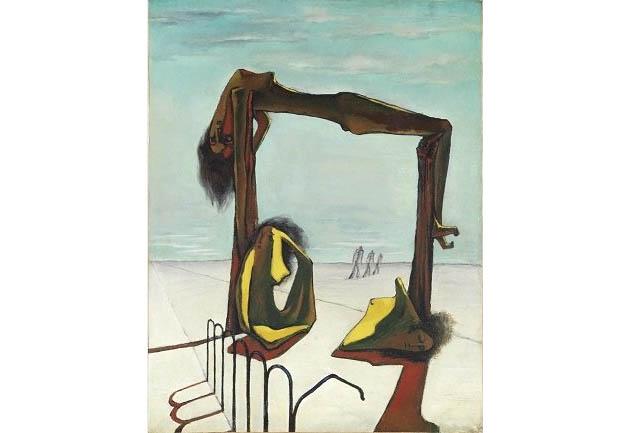 Exposición Art et liberté   Ruptura, guerra y surrealismo en Egipto (1938-1948)