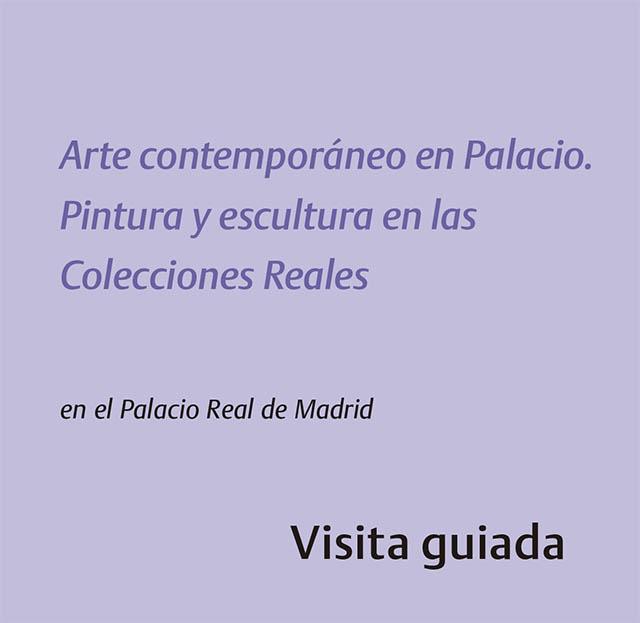 Palacio Real de Madrid lunes 1 martes 2, lunes 8  y martes 9 de febrero de 2016