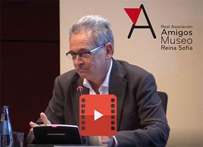Vídeos resumen de las conferencias del ciclo Arte Y Filosofía. Acceda en el Área de Socios.
