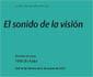 El sonido de la visión