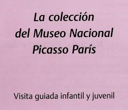 La colección del Museo Nacional Picasso París