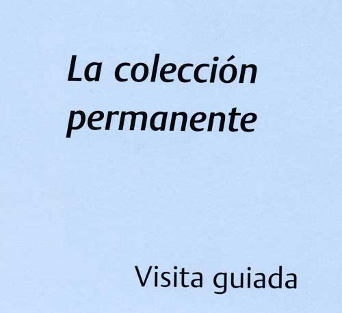 La colección permanente  segunda planta